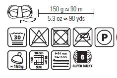 Lumio Cotton fonalcsalád használati utasítás